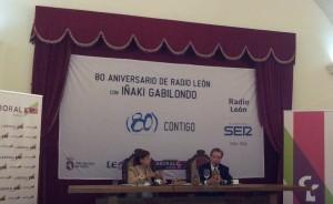 APL en programa Iñaqui  Gabilondo