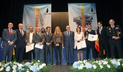 ministro interior premios