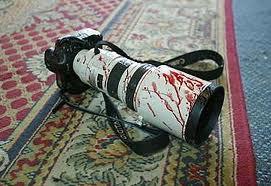 periodistas muertos en guerras