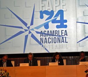 Asamblea FAPE 2015