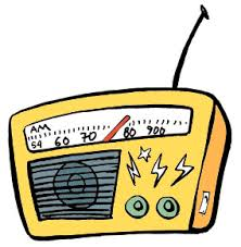 radio comic