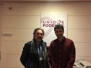 Reunión FAPE-Podemos