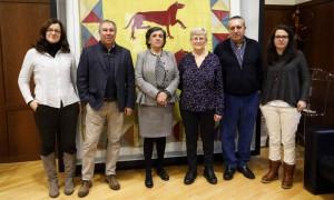 Jurado del Premio Maite Almanza /
